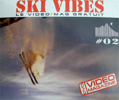 DVD from the video-magazine Skivibes